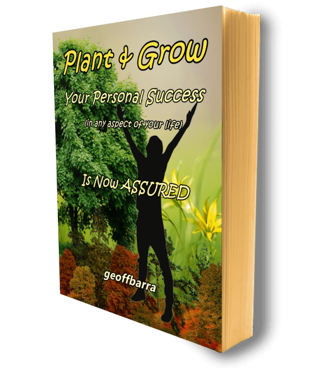 plany and grow your personal success book
