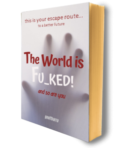 """The World id Fu_ked"" book cover"