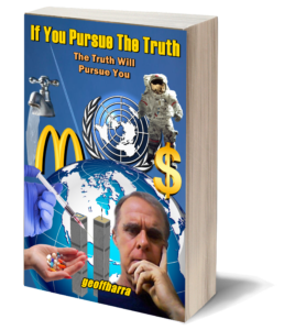 if you pursue the truth - the truth will pursue you book